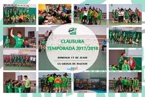 Clausura Temporada 2017/2018